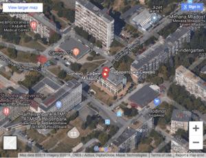 Манипулационна София – Младост