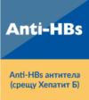 Anti-HBs антитела
