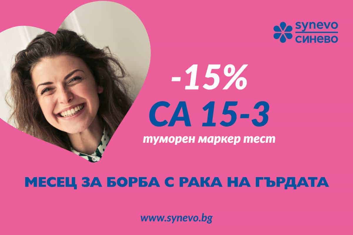 Synevo breast cancer prevention