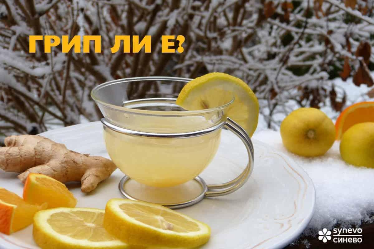 Grip Synevo Bulgaria