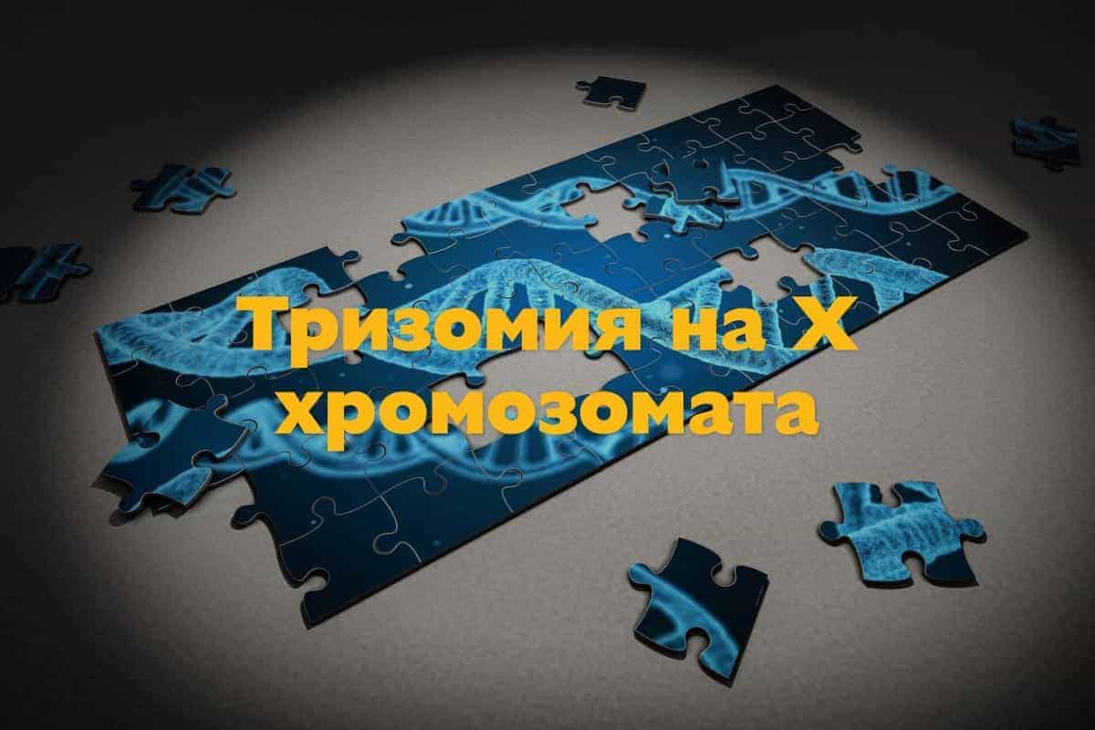 Тризомия на X хромозомата
