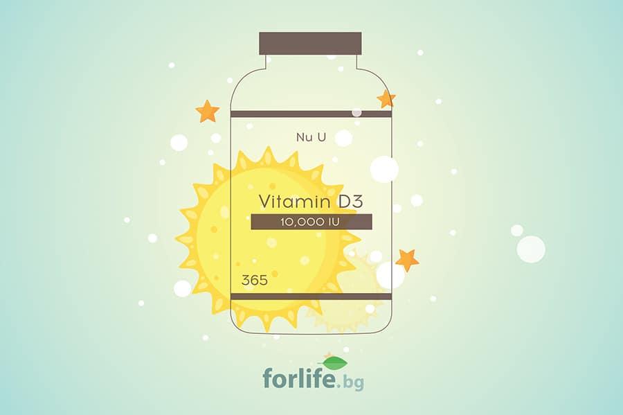 vitaminD3 forlife.bg